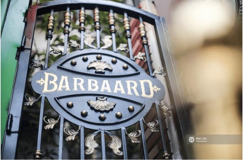 House of Barbaard