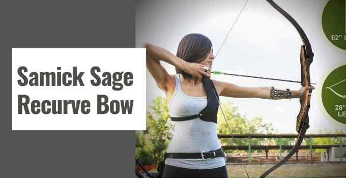 Samick Sage Recurve Bow Review