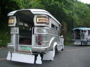 Jeepney, a popular mode of transport