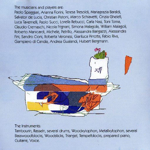 sogni di giorno | the music of nazareno people | mudoks record
