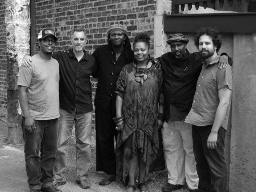 Hamid Drake & Bindu | Blissful | rogueart jazz