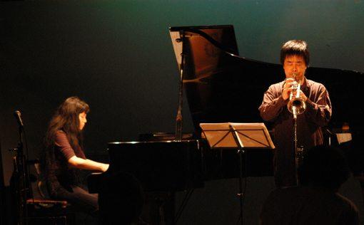 Natsuki Tamura | Satoko Fujii | Clouds | libra records