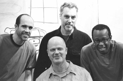 Rob Brown | Joe Morris | Matthew Shipp | Whit Dickey | Right Hemisphere | rogueart jazz