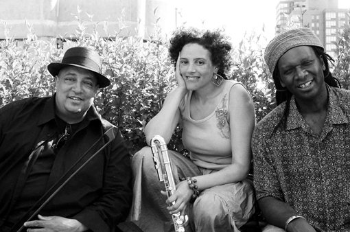 Hamid Drake    Nicole Mitchell    Harrison Bankhead   Indigo Trio   Anaya   rogueart jazz