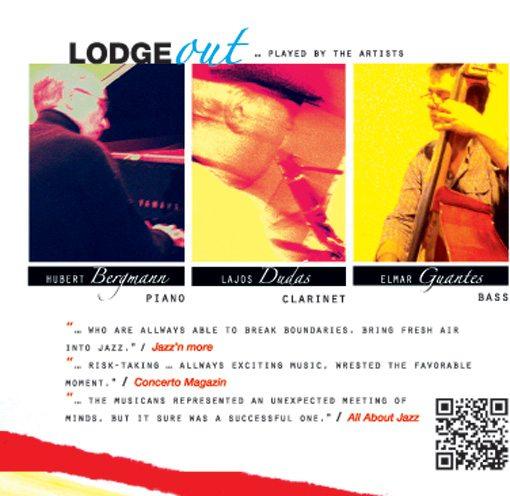 hubert bergmann | lajos dudas | elmar guantes | lodge out | mudoks records