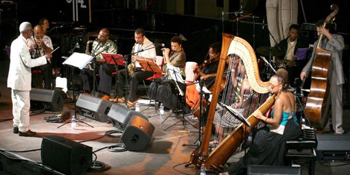 Roscoe Mitchell | Nicole Mitchell | Black Earth Ensemble| Three Compositions | Live at Sant'Anna Arresi | rogueart jazz