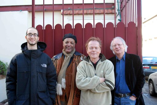 Michel Edelin Trio   Kuntu   rogueart jazz