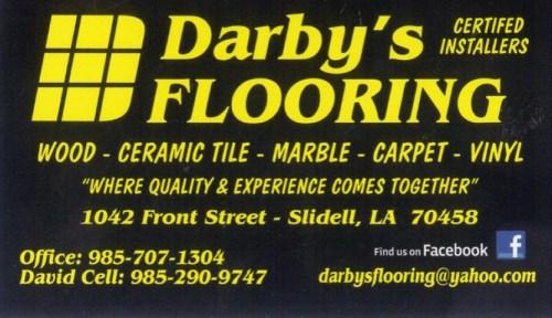 Darby's Flooring