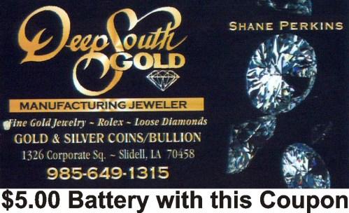 Deep South Gold