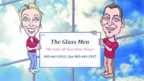 The Glass Men