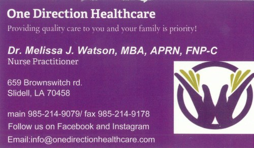 One Direction Healthcare
