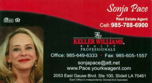 Sonja Pace - Keller Williams