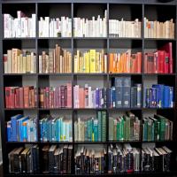 Libros por color