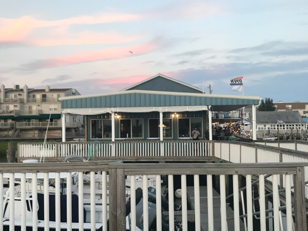 Where to Eat in Townsends Inlet