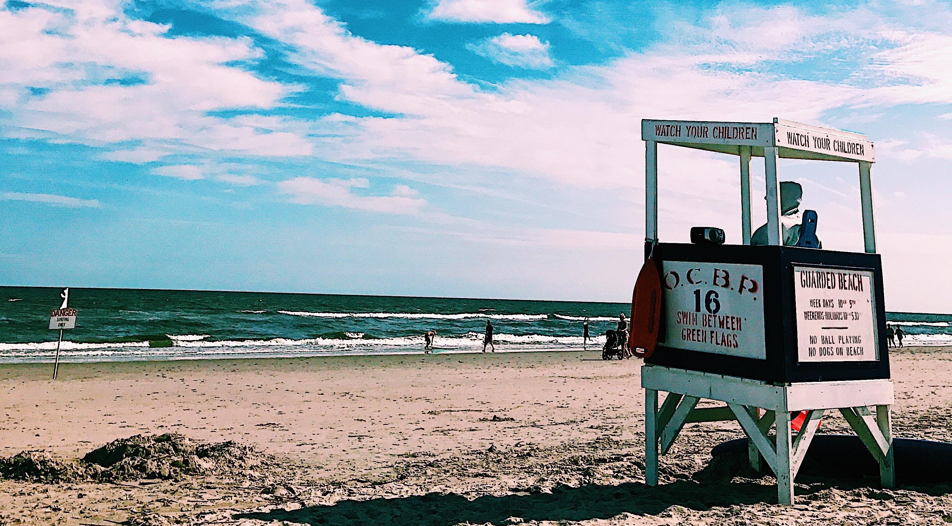 Ocean City Beach Information