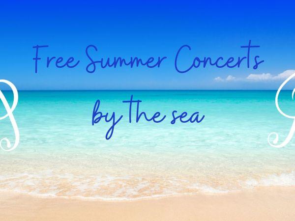 Summer 2019 Free Concert Lineup