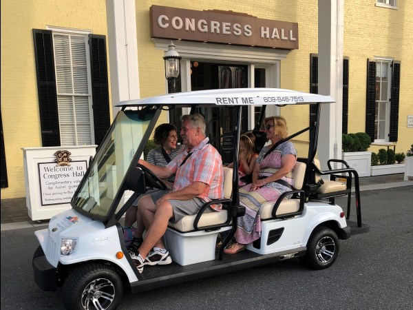 Cruise the Shore with South Jersey Electric Vehicles