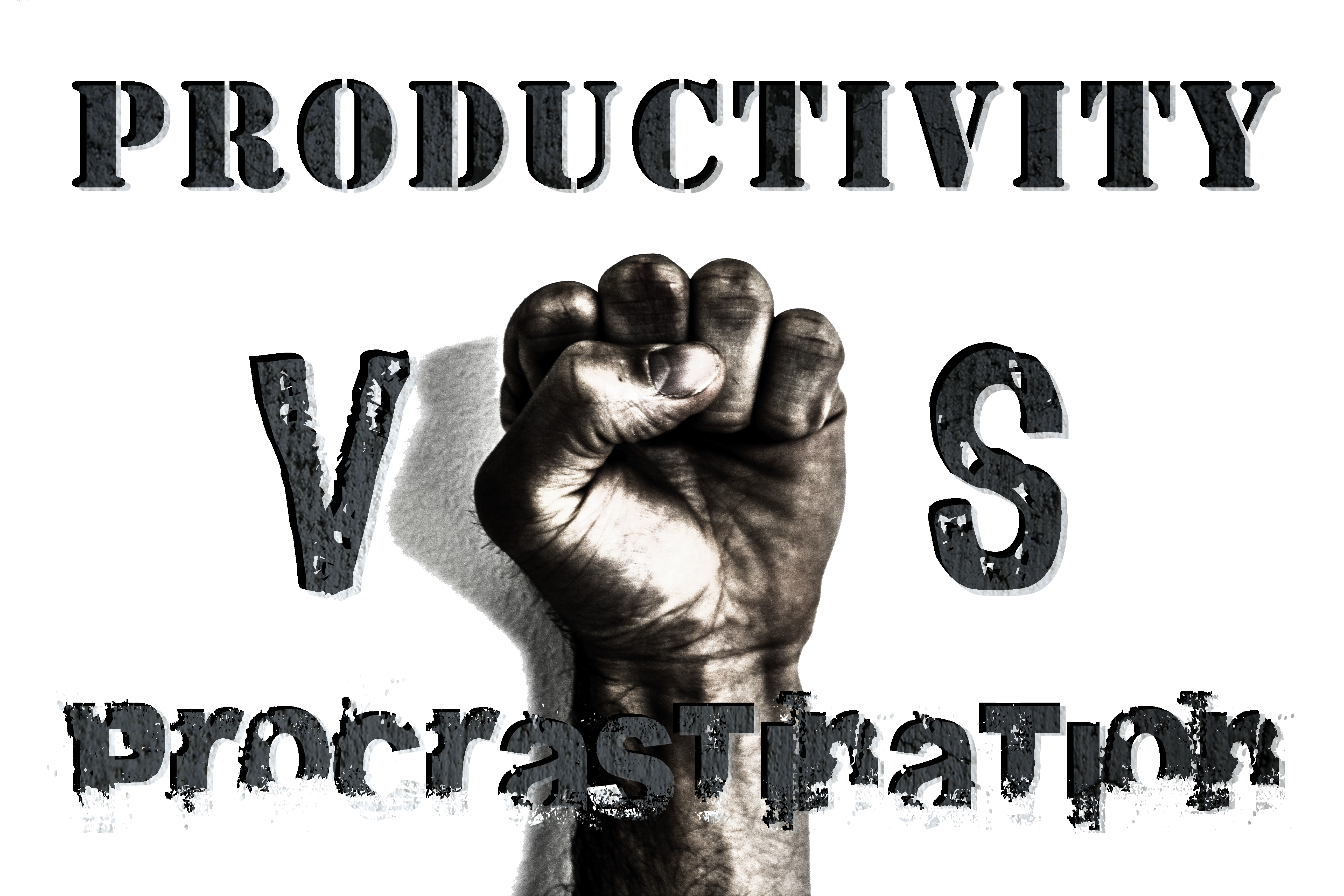 Productivity Vs Procrastination: 5 Pertinent Points