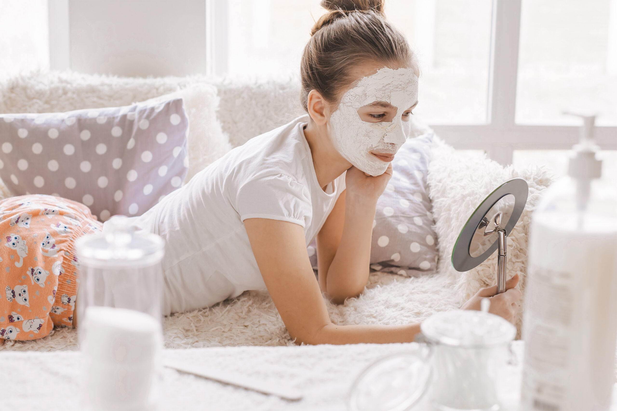 Which face mask should you be applying for your skin type?