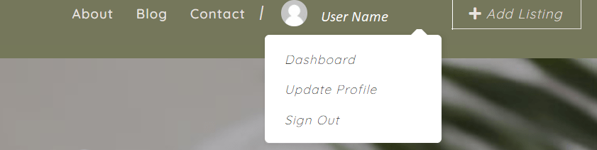 Your dashboard on The Shortlyst