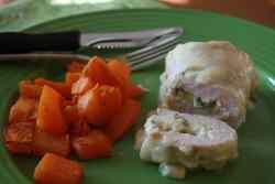 broccoli alfredo chicken rollups rollatini style