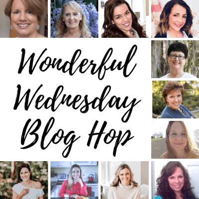 Wonderful Wednesday Blog Hop #363