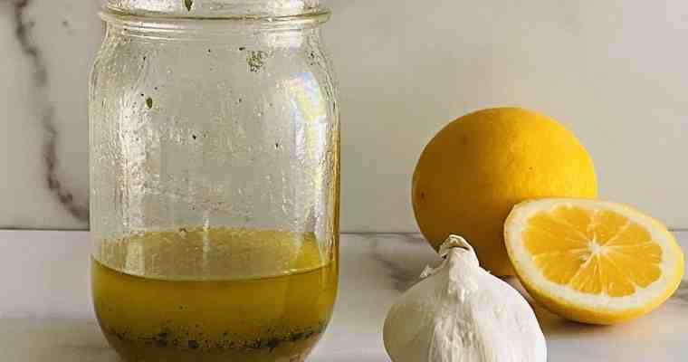 The Best Lemon Pepper Marinade