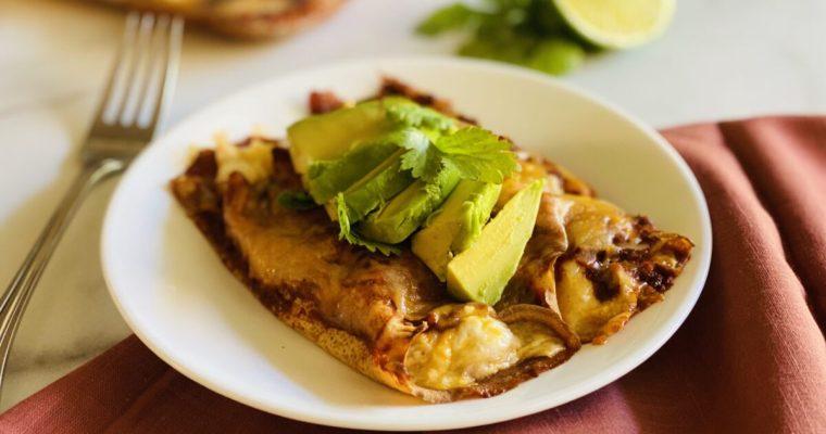 Best Keto Chicken Enchiladas