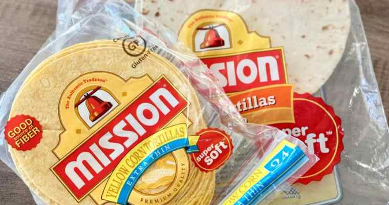 Can You Freeze Tortillas? (How to Store & Thaw)