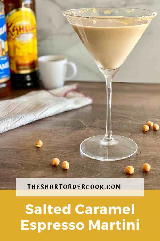 Salted Caramel Espresso Martini PN1