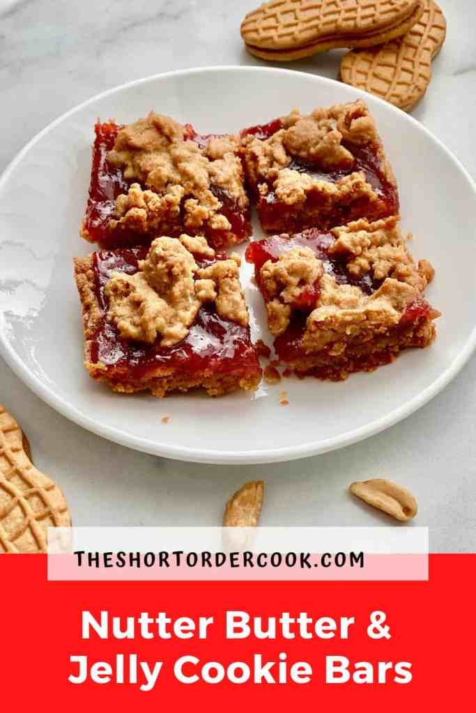 Nutter Butter & Jelly Cookie Bars PIN