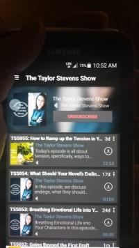 TSS Taylors Phone