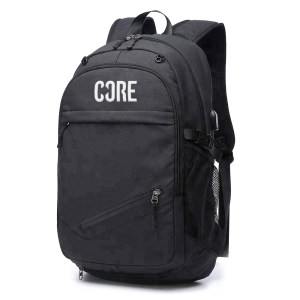 CORE Helmet Backpack – Black