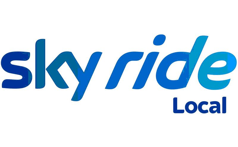 Sky Ride Local logo