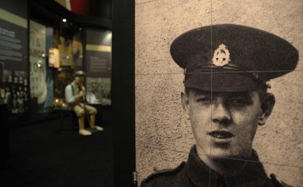 World War One Exhibition Blackburn with Darwen Museum
