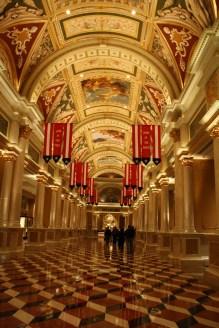 Oppulence in Vegas.