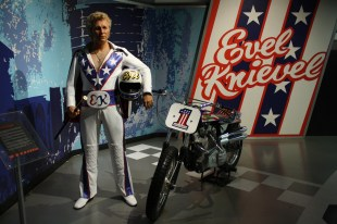 Don't forget daredevil Evel Knievel