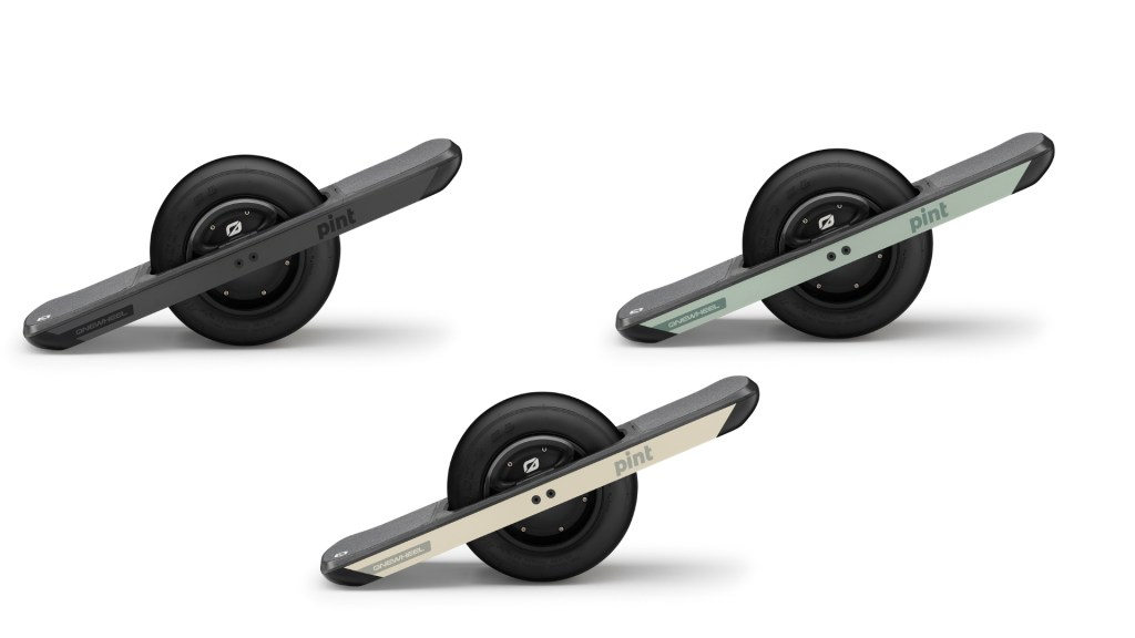 New Onewheel Pint- Smaller Affordable - The Sideways Movement