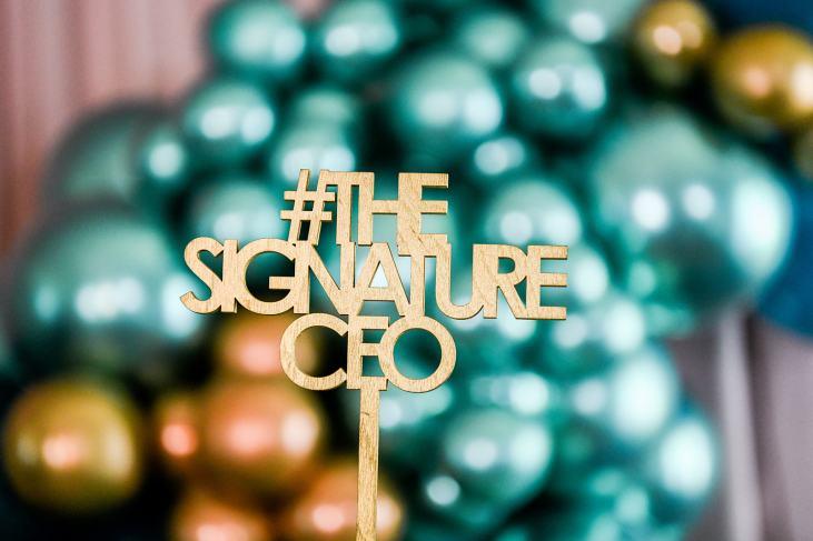 The Signature CEO 2020