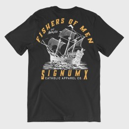 Fishers of Men T Shirt - Back