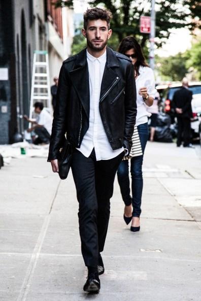 Street Fashion photos by Yannis Vlamos