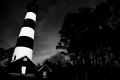 Assateague Light. Assateague Island National Seashore. Chincoteague, VA