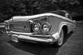 1961 Chrysler Imperial. Chesterwood Vintage Motorcar Festival. Stockbridge, MA