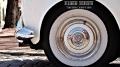 Rolls Royce with RHD wheel! Taken from Old City Hall sidewalk, Philadelphia