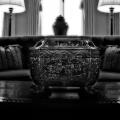 The box. Seen on the first floor. Edith Wharton Estate & Gardens.  Lenox, MA