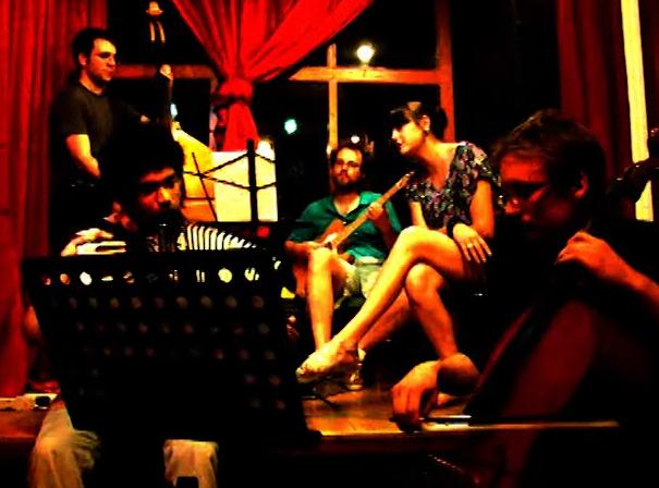 Scrimshaw Ensemble