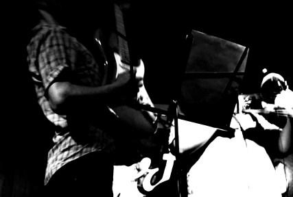 The Ricart/Millevoi Quartet Releases Haitian Rail LP at Ortlieb's