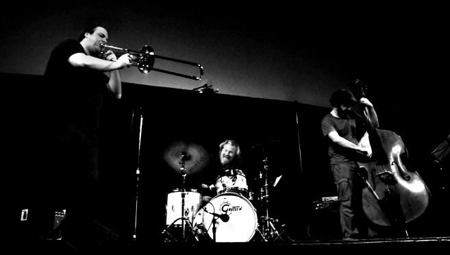 Perilous Architecture - Dan Blacksberg Trio