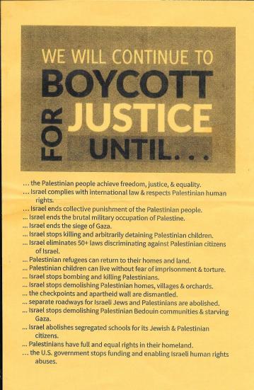 Boycott for Justice Flyer0001