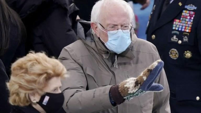 Bernie Sanders raises $1.8 Million for charity out of his Viral Meme